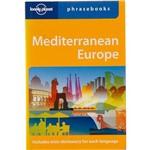 Livro - Lonely Planet Mediterranean Europe Phrasebook