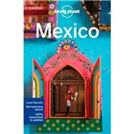 Livro - Lonely Planet: Mexico