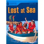 Livro - Lost At Sea - Level 4