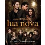 Livro - Lua Nova: Guia Oficial Ilustrado do Filme