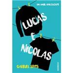 Livro - Lucas e Nicolas