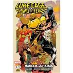 Livro - Luke Cage e Punho de Ferro
