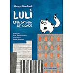 Livro - Luli uma Gatinha da Cidade