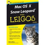 Livro - Mac os X Snow Leopard para Leigos