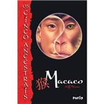 Livro - Macaco - os Cinco Ancestrais
