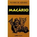 Livro - Macário - Pocket