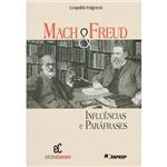 Livro - Mach e Freud: Influências e Paráfrases