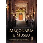 Livro - Maçonaria e Museu