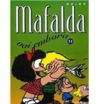 Livro - Mafalda Vai Embora