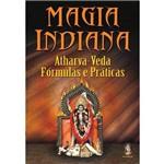 Livro - Magia Indiana - Atharva-Veda, Fórmulas e Práticas