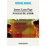 Livro - Magias de Amor - Espelho Mágico