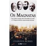 Livro - Magnatas, os