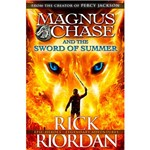 Livro - Magnus Chase And The Sword Of Summer