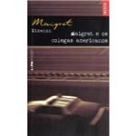 Livro - Maigret e os Colegas Americanos - Coleção L&PM Pocket