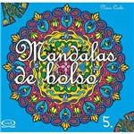 Livro - Mandalas de Bolso 5