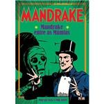 Livro - Mandrake - Mandrake Entre as Múmias