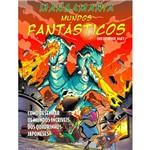Livro - Mangamania Mundos Fantásticos
