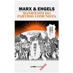 Livro - Manifesto do Partido Comunista