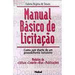 Livro - Manual Básico de Licitação