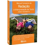Livro - Manual Compacto de Redação e Interpretação de Texto: Ensino Fundamental