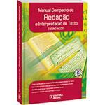 Livro - Manual Compacto de Redação e Interpretação de Texto - Ensino Médio