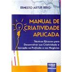 Livro - Manual da Criatividade Aplicada