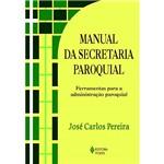 Livro - Manual da Secretaria Paroquial