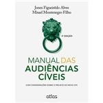 Livro - Manual das Audiências Cíveis