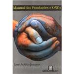 Livro - Manual das Fundações e ONGs