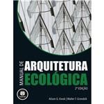 Livro - Manual de Arquitetura Ecológica