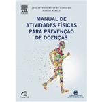 Livro - Manual de Atividades Físicas para Prevenção de Doenças