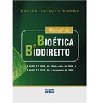 Livro - Manual de Bioética e Biodireito