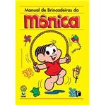 Livro - Manual de Brincadeiras da Mônica
