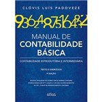 Livro - Manual de Contabilidade Básica: Contabilidade Introdutória e Intermediária