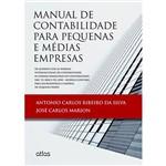 Livro - Manual de Contabilidade para Pequenas e Médias Empresas