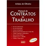 Livro - Manual de Contratos de Trabalho