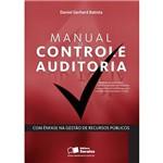 Livro - Manual de Controle e Auditoria com Ênfase na Gestão de Recursos Públicos