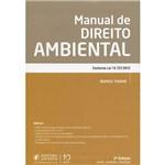 Livro - Manual de Direito Ambiental: Conforme Lei 12.727/2012