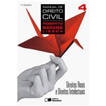 Livro - Manual de Direito Civil: Direitos Reais e Direitos Intelectuais - Vol. 4