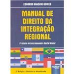Livro - Manual de Direito da Integração Regional