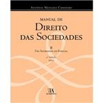 Livro - Manual de Direito das Sociedades