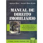 Livro - Manual de Direito Imobiliário