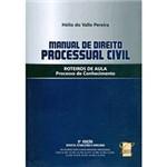 Livro - Manual de Direito Processual Civil - Roteiros de Aula Processo de Conhecimento