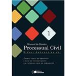 Livro - Manual de Direito Processual Civil: Teoria Geral do Processo e Fase de Conhecimento em Primeiro Grau de Jurisdição - Vol. 1