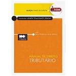 Livro - Manual de Direito Tributário - Coleção Ícones do Direito