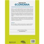 Livro - Manual de Economia