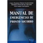 Livro - Manual de Emergências de Pronto-Socorro