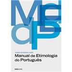 Livro - Manual de Etimologia do Português