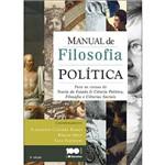 Livro - Manual de Filosofia Política