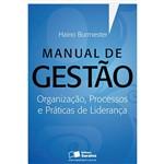 Livro - Manual de Gestão - Organização, Processos e Práticas de Liderança